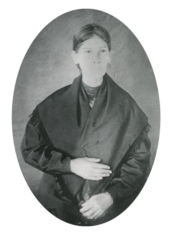 With European and Native American heritage, Agatha Biddle was a bridge between cultures in Mackinac Island's fur trade era.