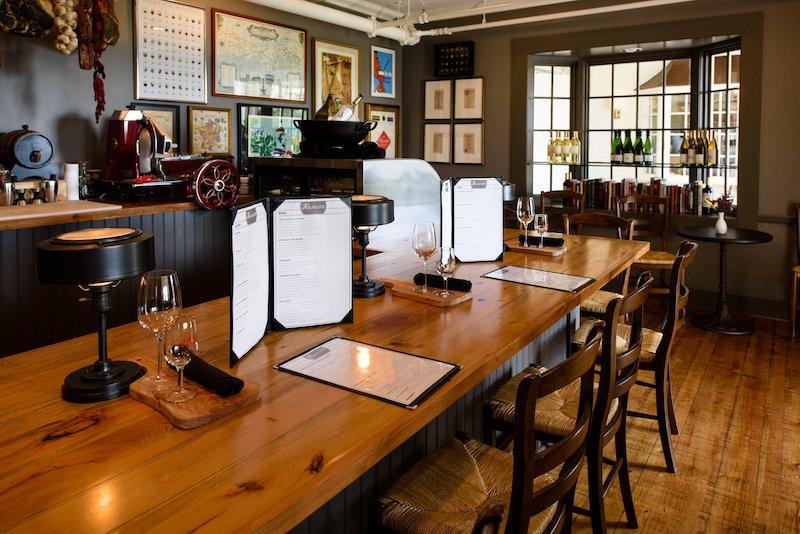 Reserve Wine Bar at Mission Point Resort