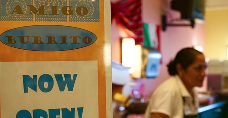 Amigo Burrito Mexican Grill At Murray Hotel