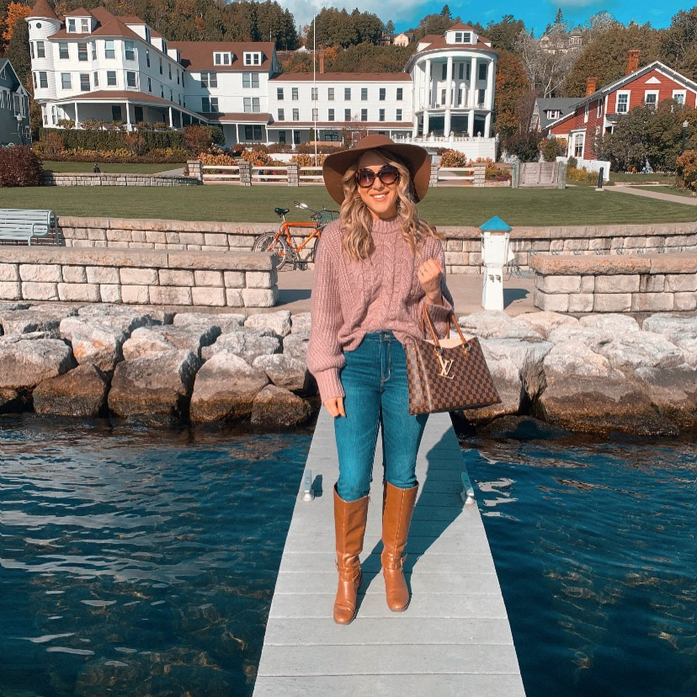 Mackinac Island has a variety of places to stay including resorts, hotels, B&Bs and more, with lower prices in spring and fall.