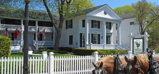 Haan's 1830 Inn