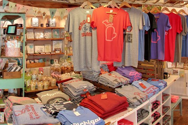 T-Shirts and Souvenirs